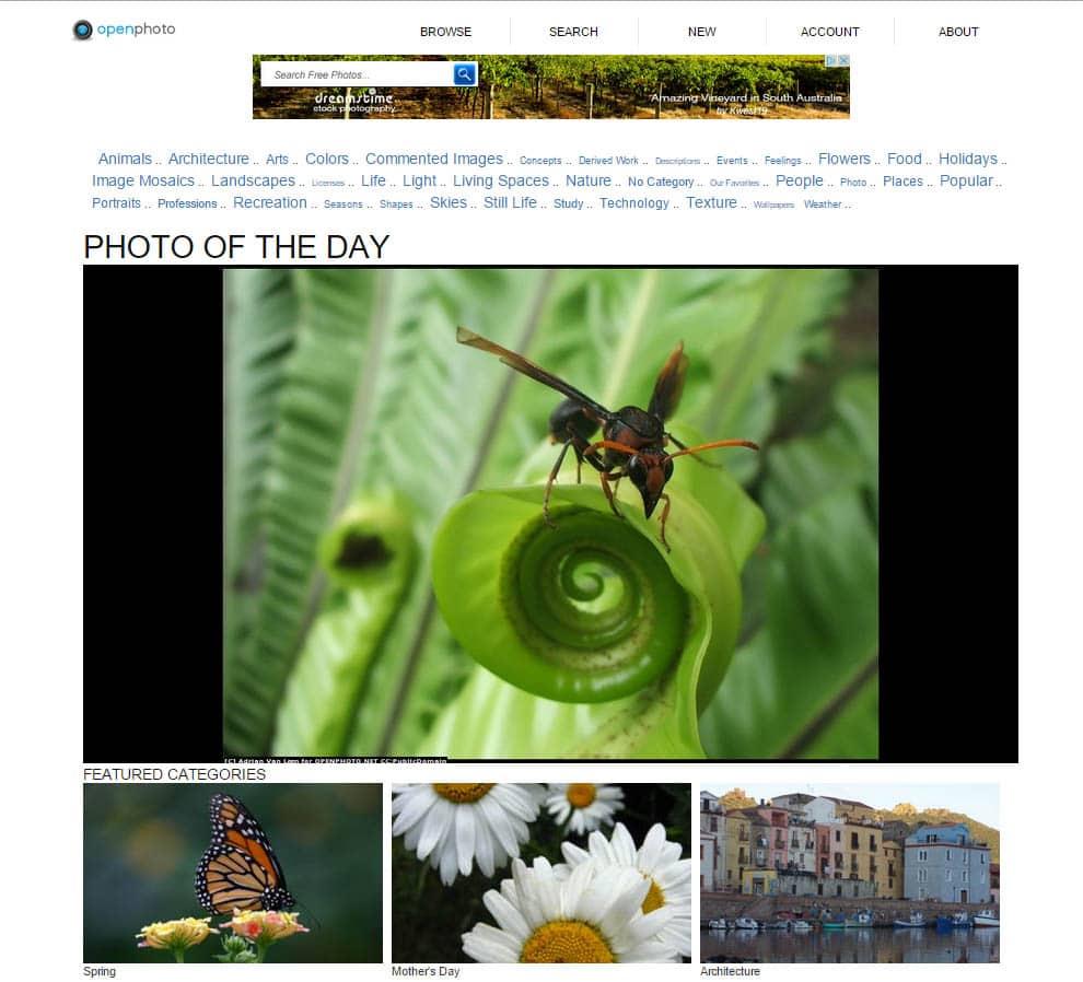 captura_pantalla_Openphoto